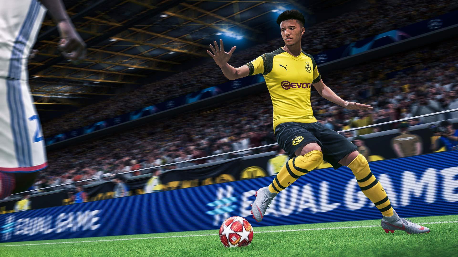 Новые возможности полноценной Бундеслиги на FIFA20 позволяют сделать ставку онлайн на