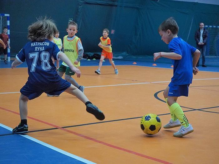 футбольная школа Megaball