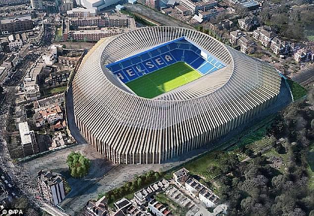 «Челси» неначнёт выступать нановом «Стэмфорд Бридж» ранее доэтого 2024 года