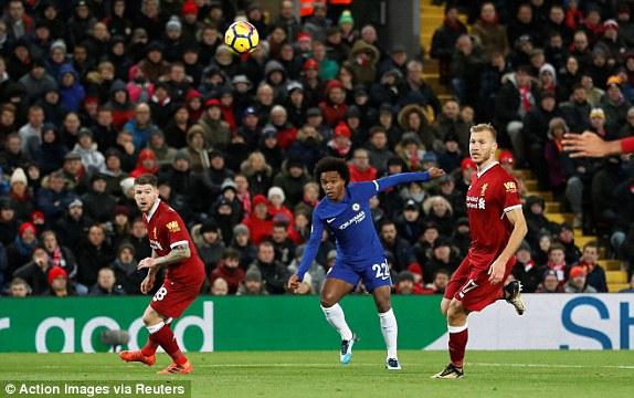 «Ливерпуль» сыграл вничью с«Челси», Лаллана вышел наполе впервый раз савгуста