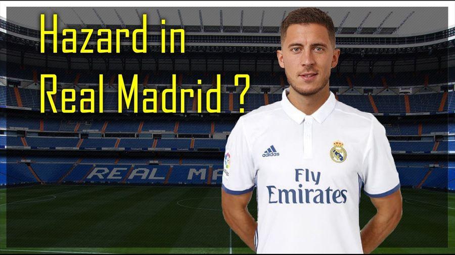 Эден Азар небудет продлевать договор с«Челси» из-за интереса «Реала»