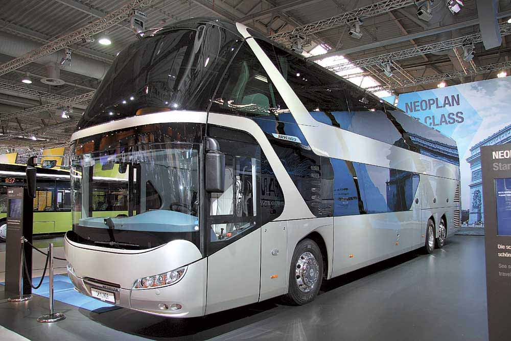 Заказать автобус в москве