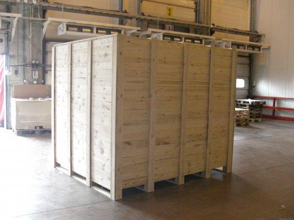Какая бывает тара для перевозки грузов? Многие грузы являются специфическими