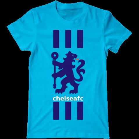 футболка с футбольной символикой