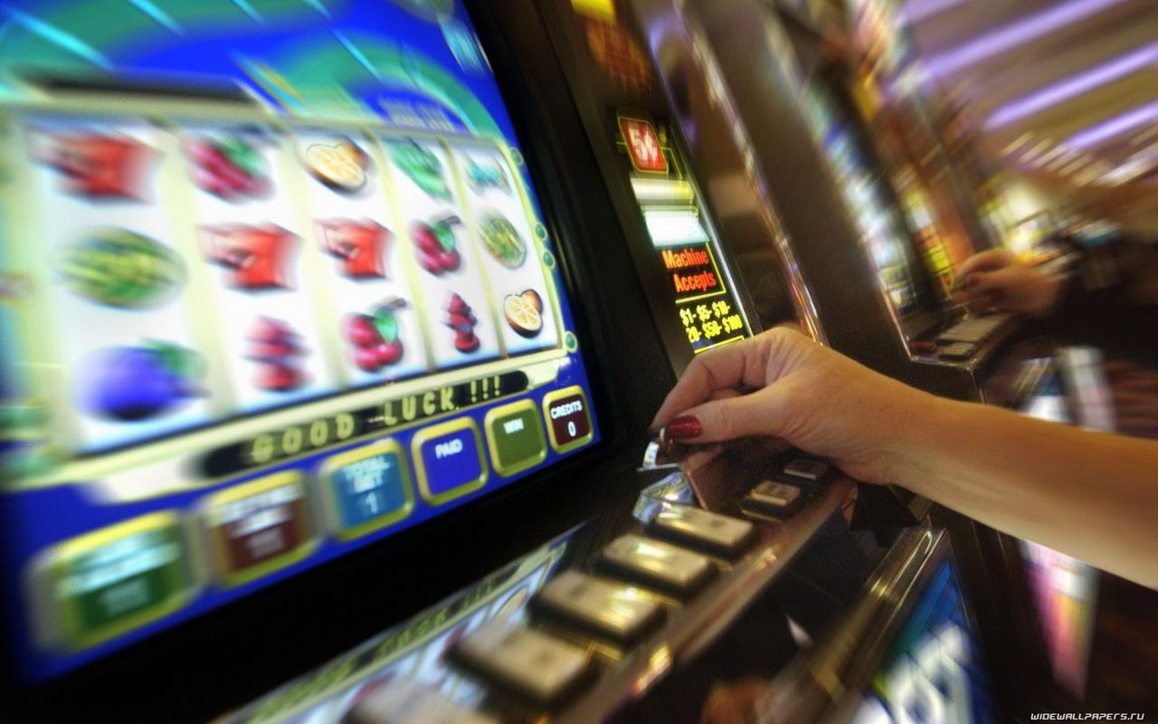 Казино игровые автоматы