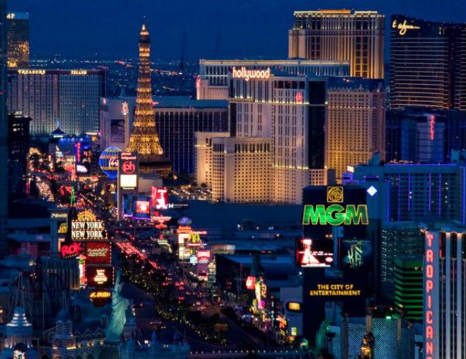 Игровой туризм в США