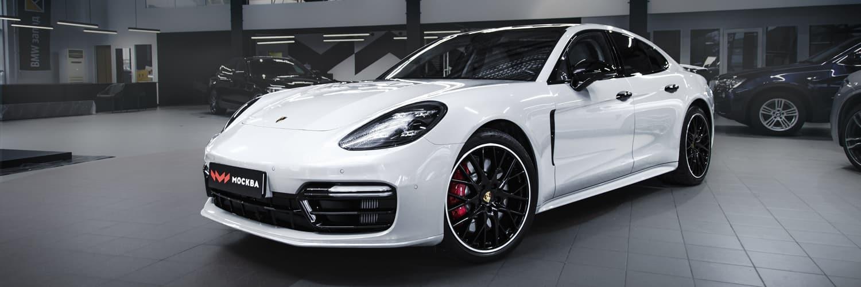 Дооснащение и тюнинг автомобилей марки Porsche