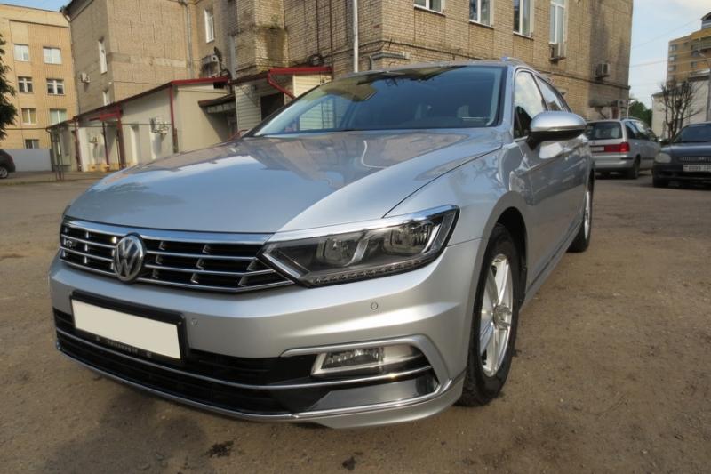 Volkswagen Passat – самое популярное б/у авто в Украине