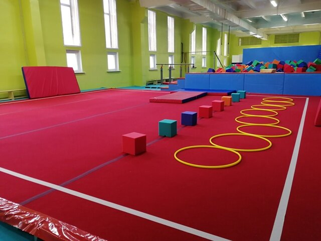Преимущества занятий в Академии гимнастики г. Москва