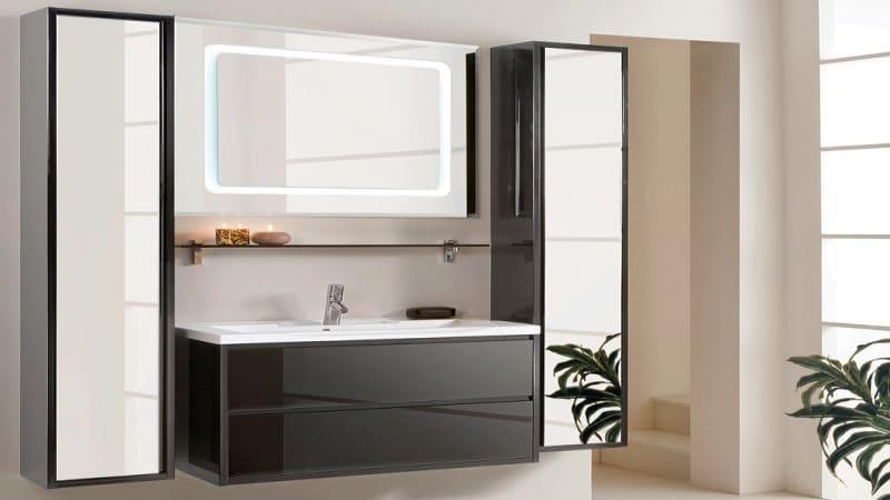 Пенал для ванной комнаты: основные критерии выбора