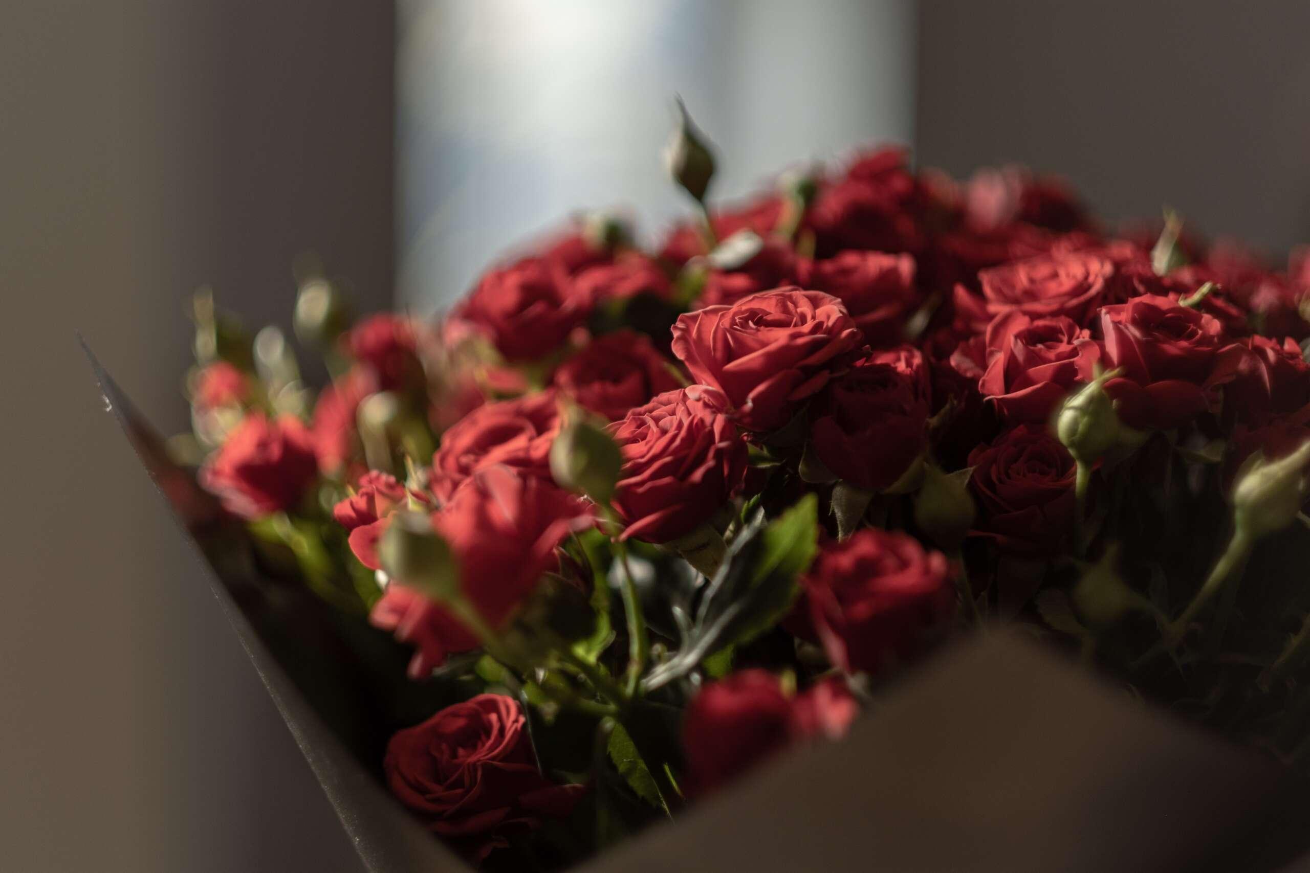 5 причин, почему стоить выбрать доставку цветов