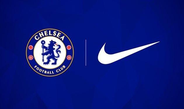 «Челси» продолжает свое партнерство с Nike