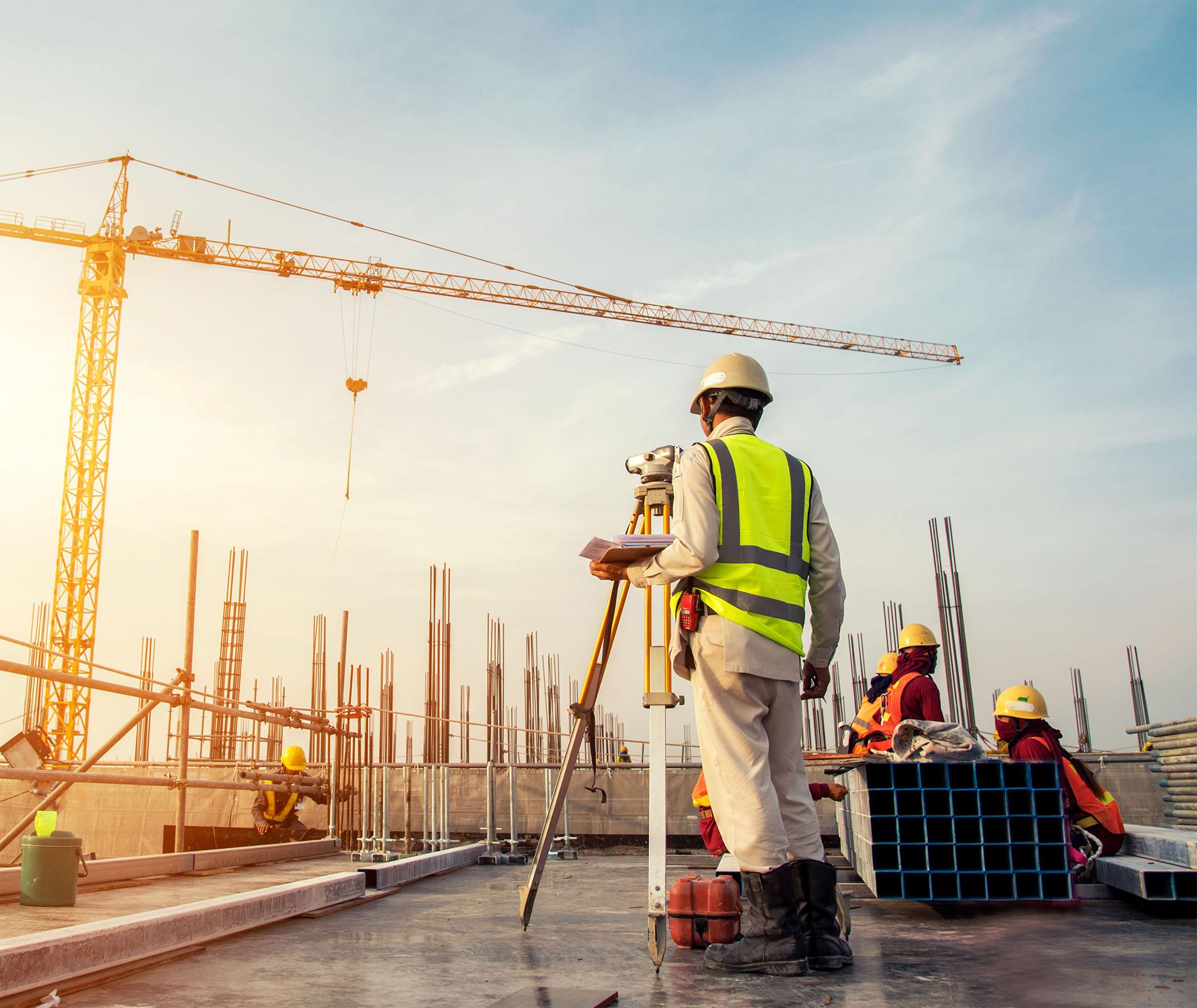 Где можно заказать строительные работы