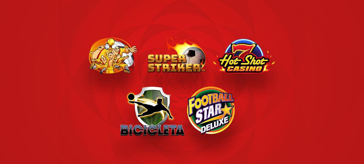 ТОП-5 популярных слотов на футбольную тематику, которые не дадут заскучать азартным б