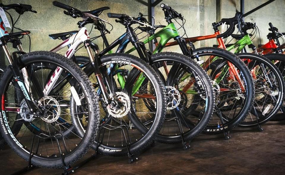 Разновидности велосипедов