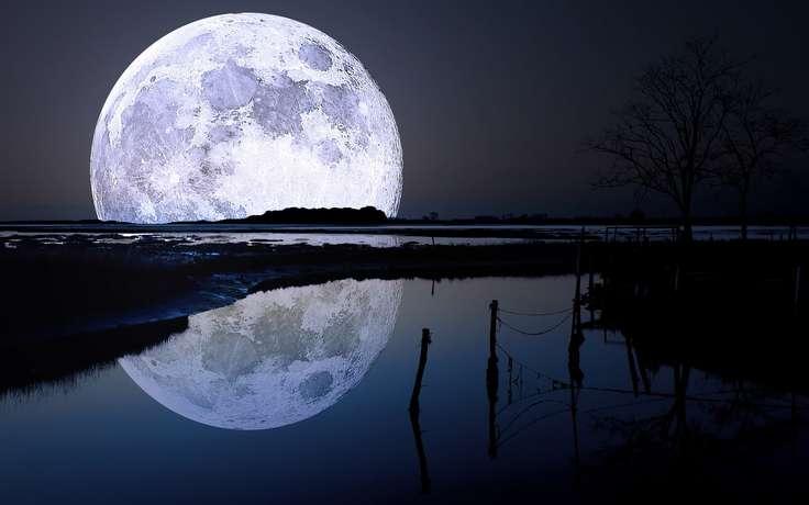 На Луне обнаружен новый огромный кратер