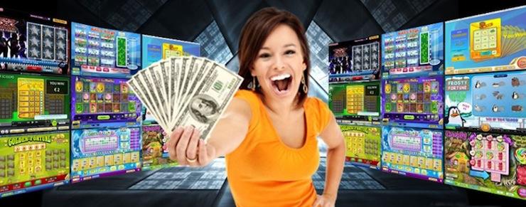 Игра в игровые автоматы на деньги