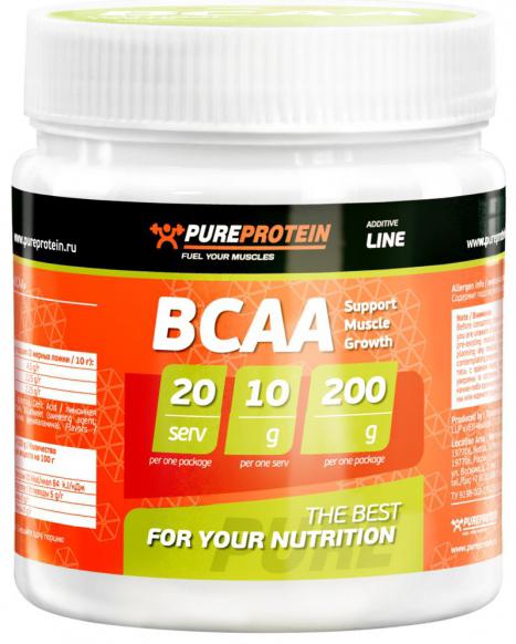 протеин БЦАА