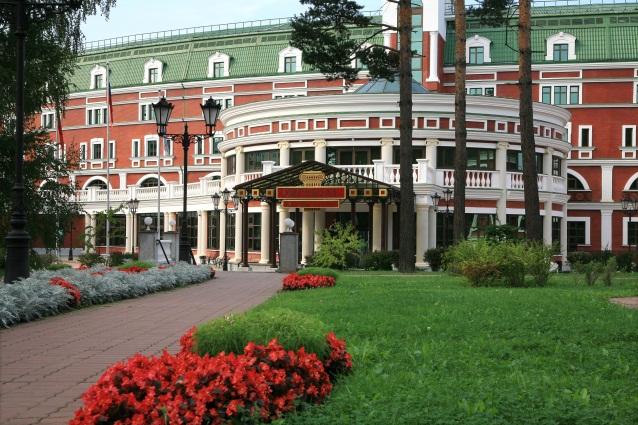 гостиница империал парк отель spa