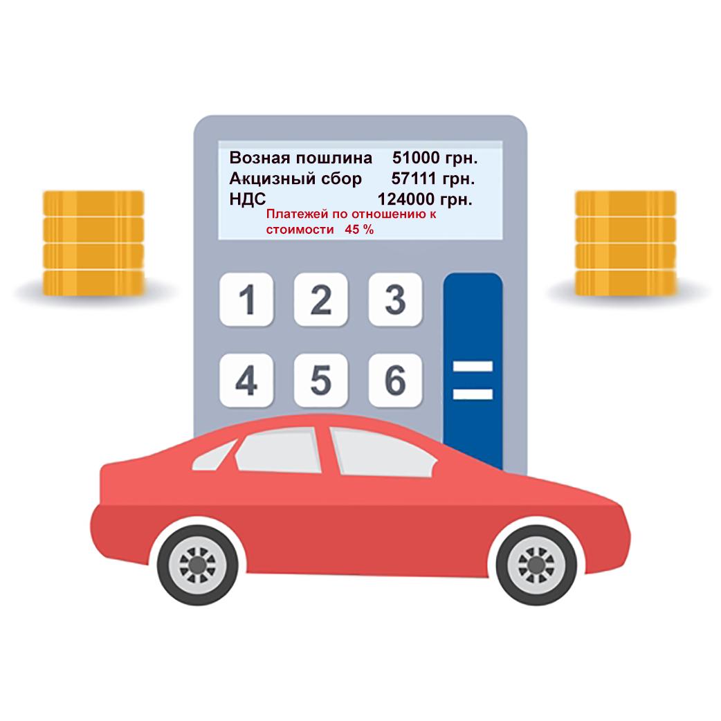 Калькулятор налога на авто