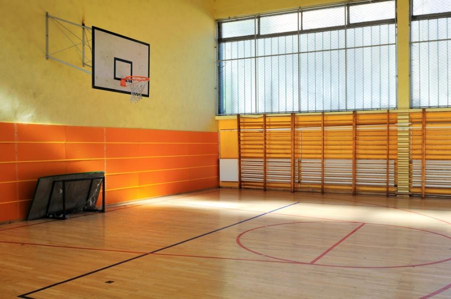 Школьное спортивное оборудование