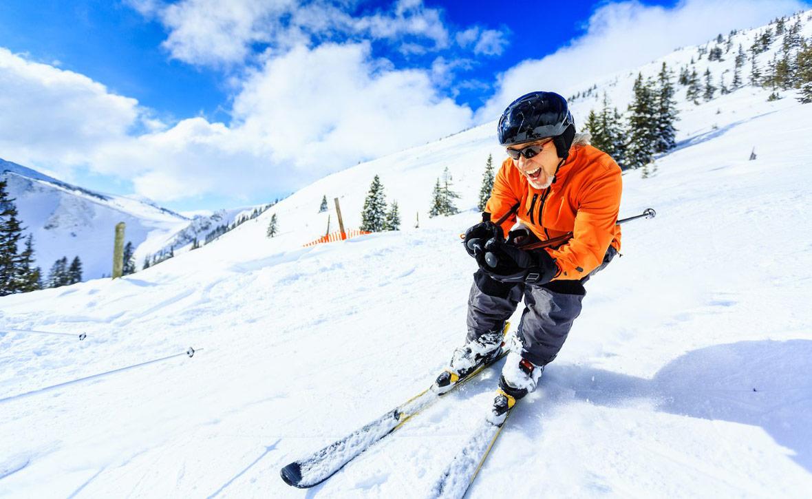 """Гид по выбору горных лыж от """"Vse.ua"""""""