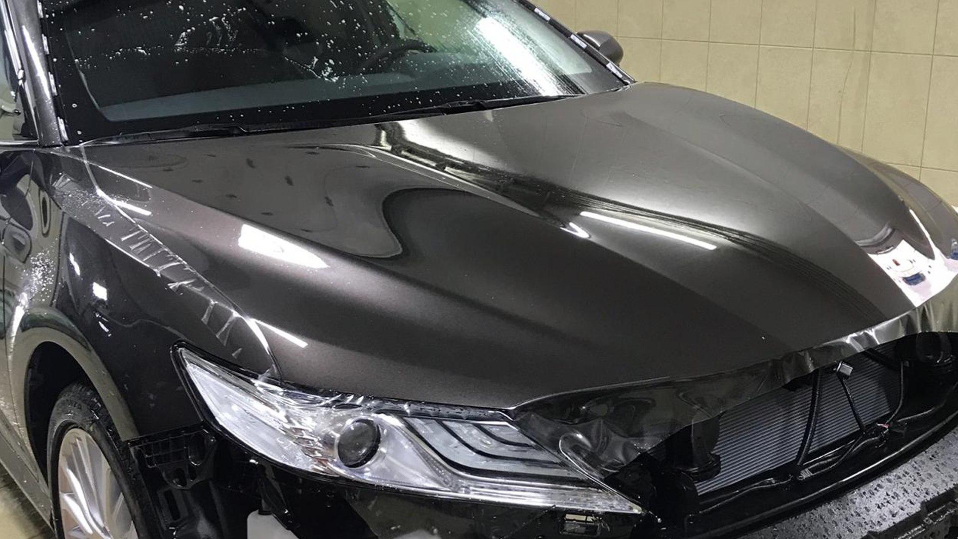 Оклейка автомобилей защитной пленкой