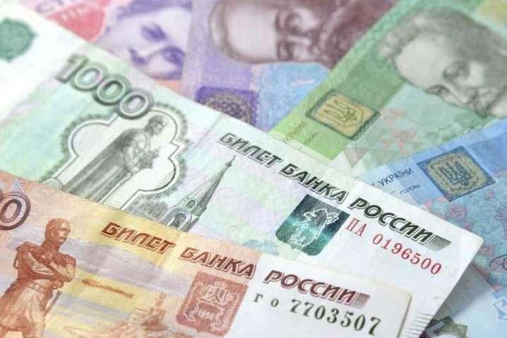 Узнать курс рубля к гривне на сегодня