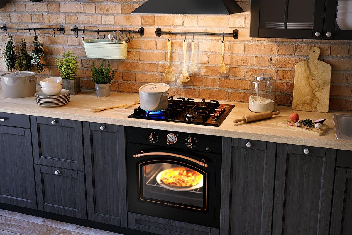 ТОП - 3 духовых шкафа для кухни в 2019 года