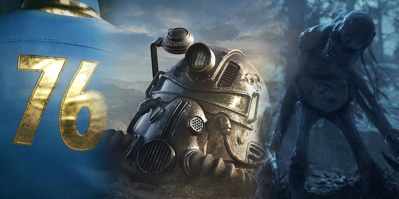 Компьютерная игра Fallout 76