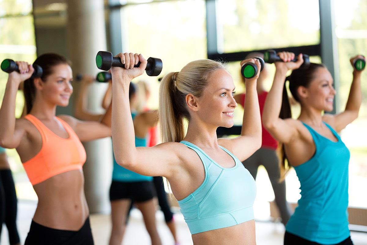 Фитнес: преимущества и особенности